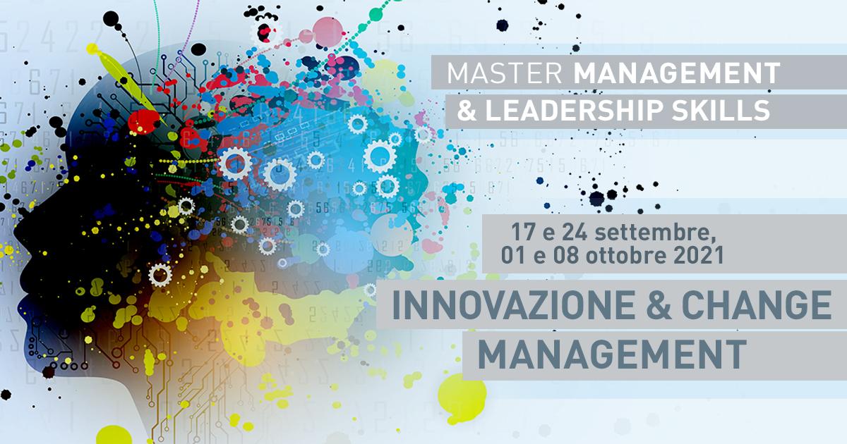 Innovazione & change management