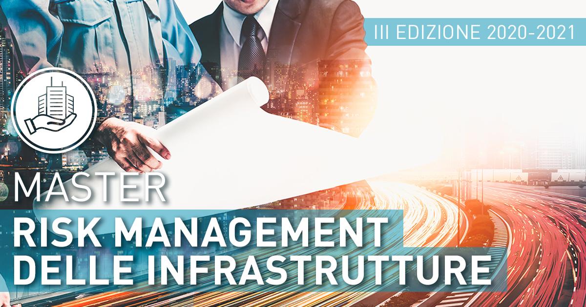 Master Risk management delle Infrastrutture: le testimonianze dei partecipanti