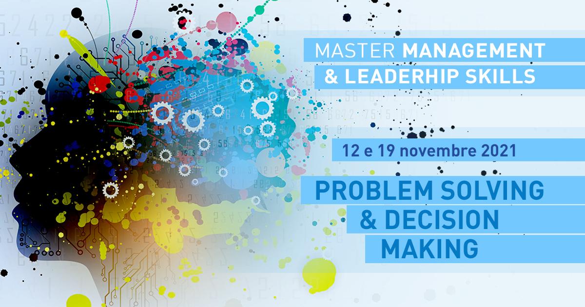 Problem solving e decision making